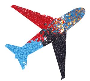 Collage_Flugzeug
