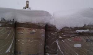 Schnee Oktabins