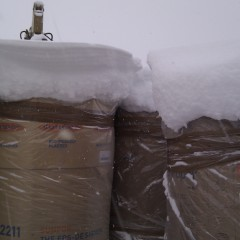 12 Schnee Oktabins