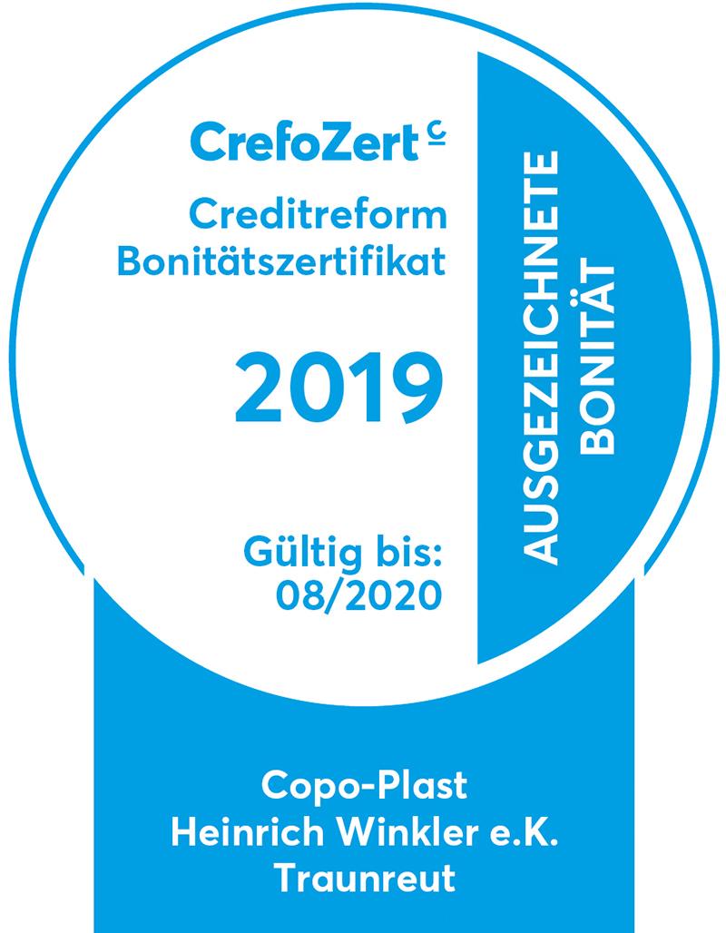 CrefoZert-Copo-Plast Heinrich Winkler eK